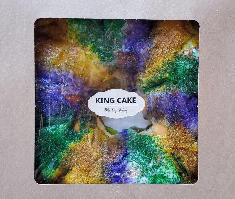 King Cake (Frozen) Image