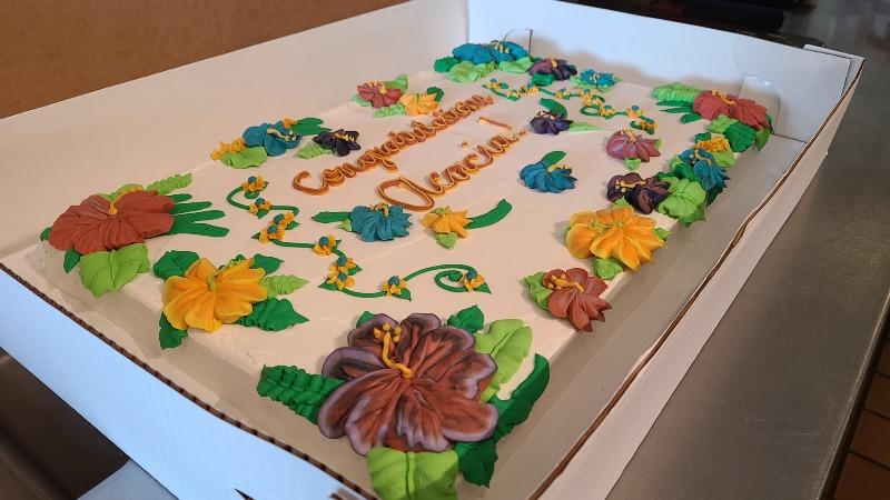 Sheet Cake Image