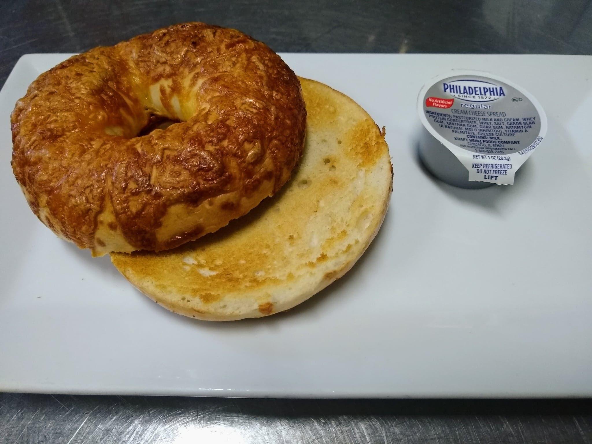 Bagel & Cream Cheese Image