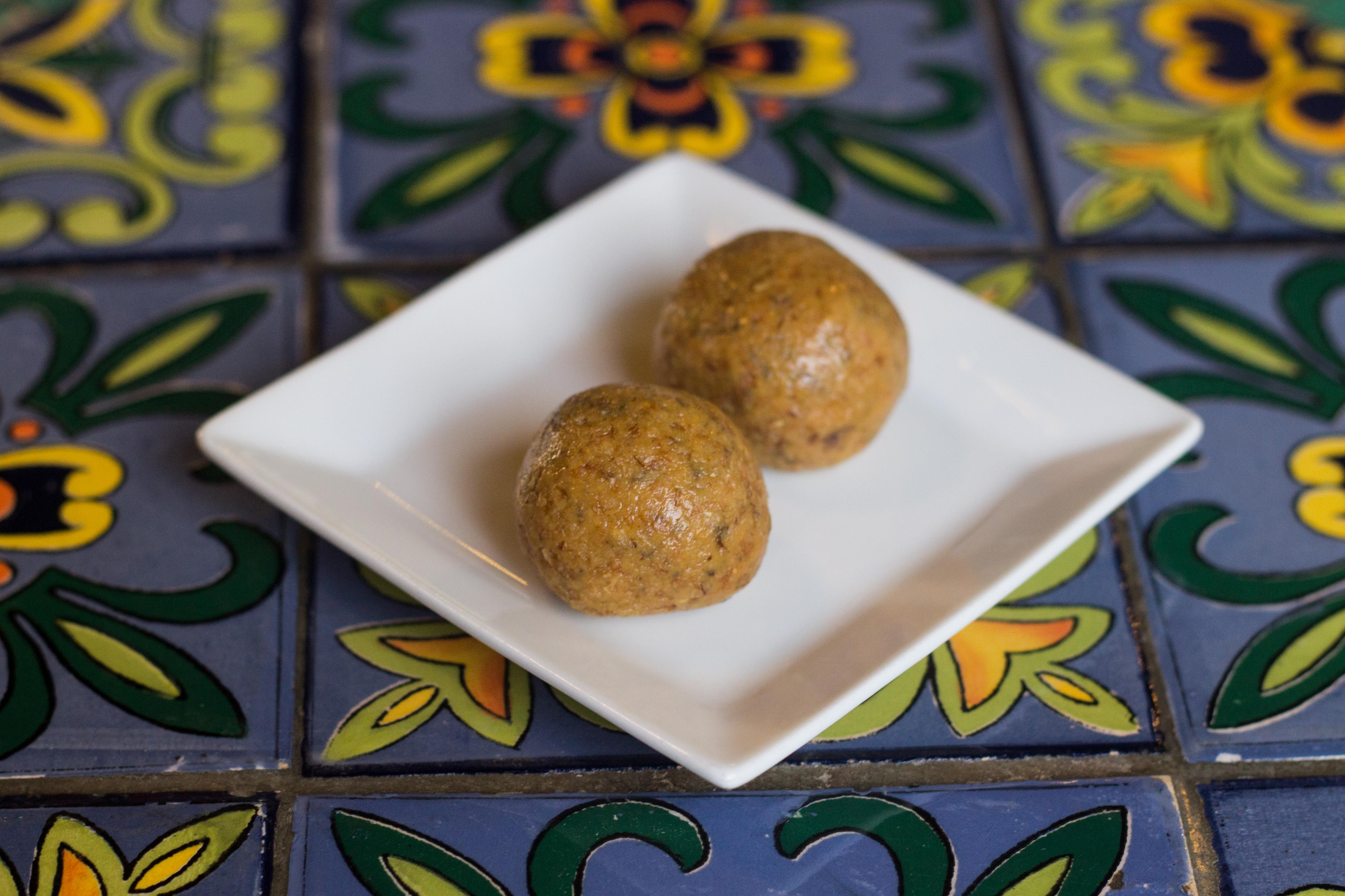 Jodi's Famous Peanut Butter balls Image