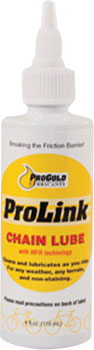 ProGold Prolink Chain Lube Squeeze Bottle: 4oz