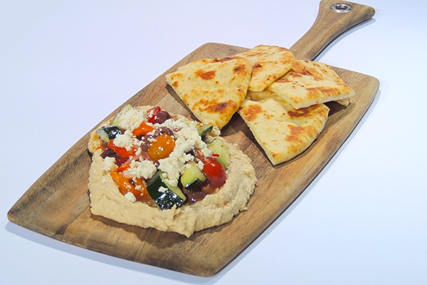 Hummus Board Image