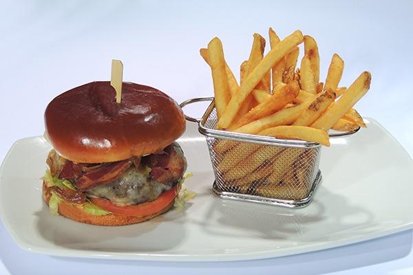 Millionaire Burger Image