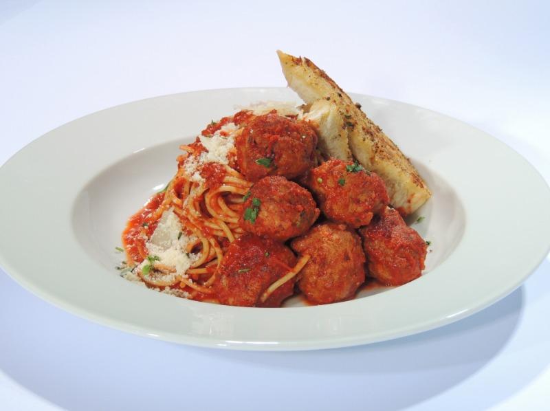 Spaghetti & Meatballs Image