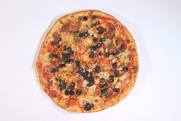 The Supreme Pizza Image
