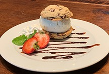 Dessert of the Week - Chocolate Chip Cookie Ice Cream Sandwich Image