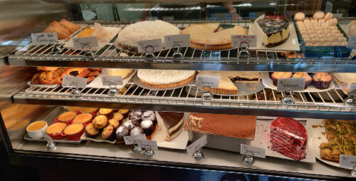 Muffins, Pies, Cakes, and Specialties
