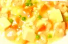 Shrimp w. Tofu