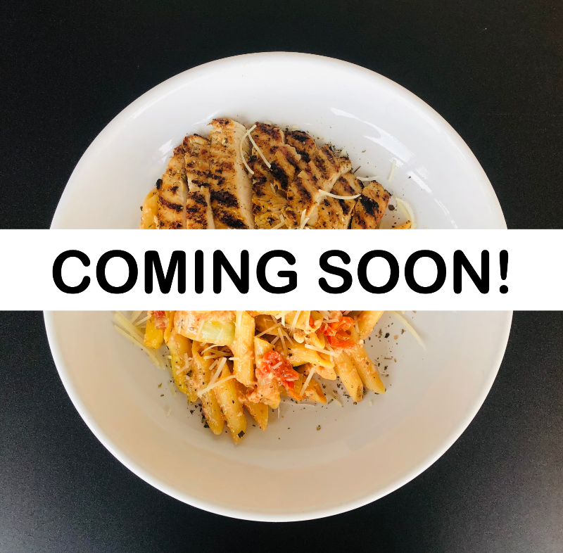 Chicken Penne Pasta - Coming Soon