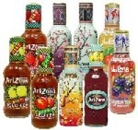 Arizona Tea (Assorted Flavors) Image