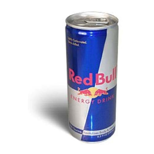Red Bull Energy Drink Image