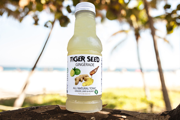 Tiger Seed Image