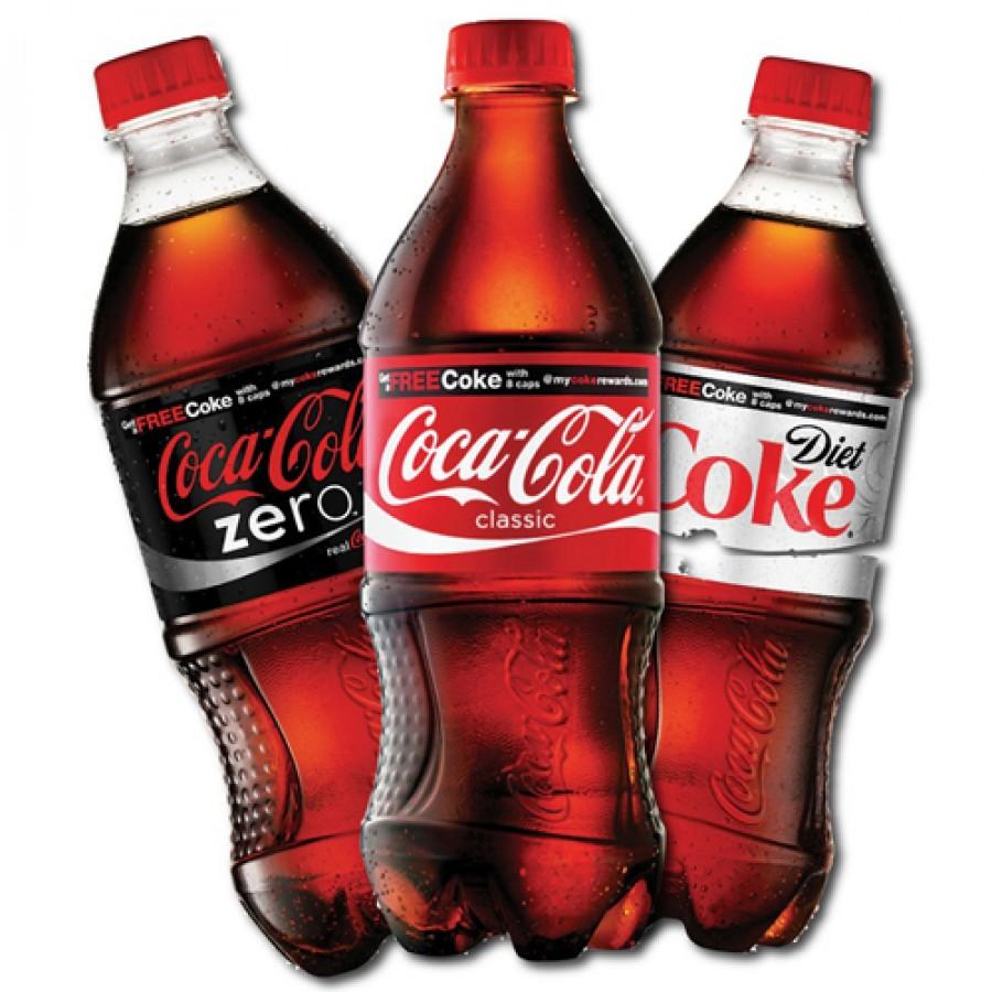 Bottled Sodas