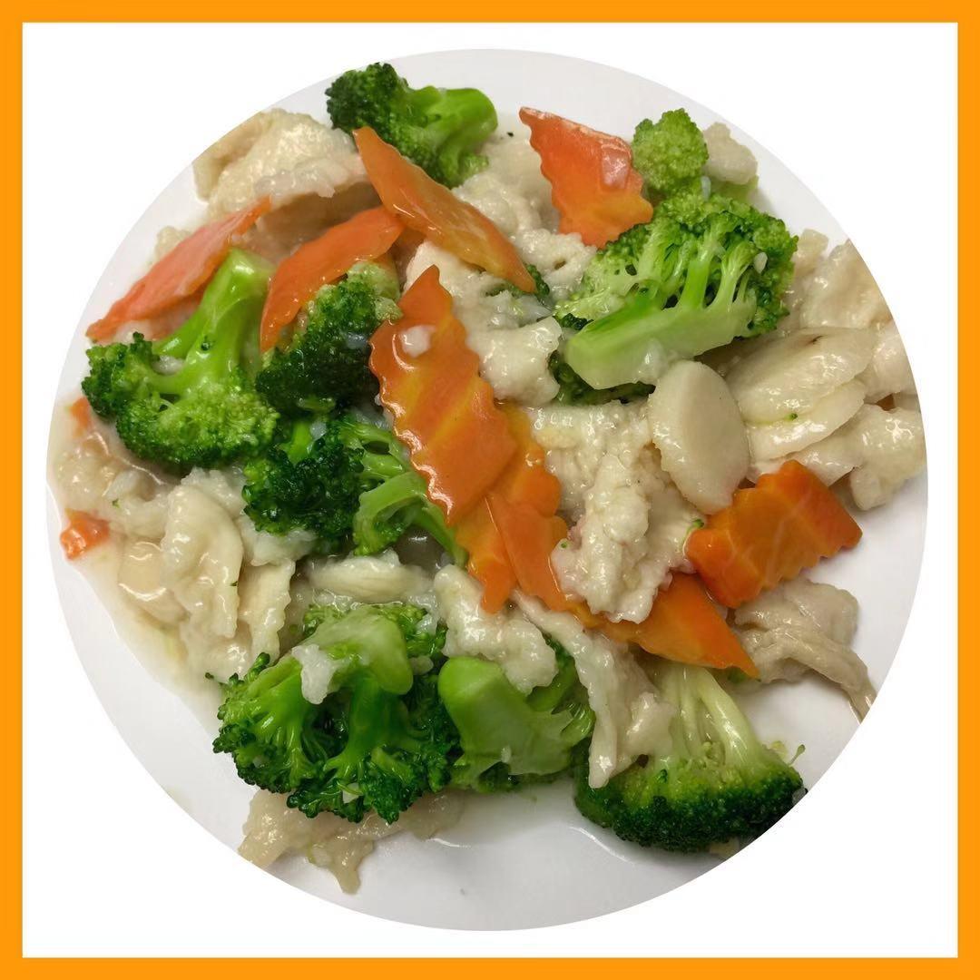 18. Broccoli Chicken Image
