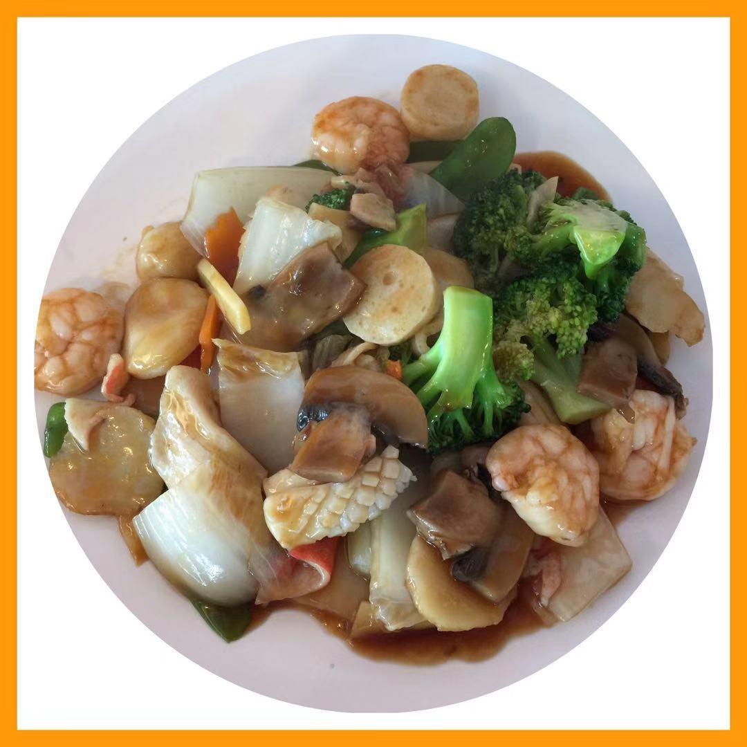74. Seafood Combination Image