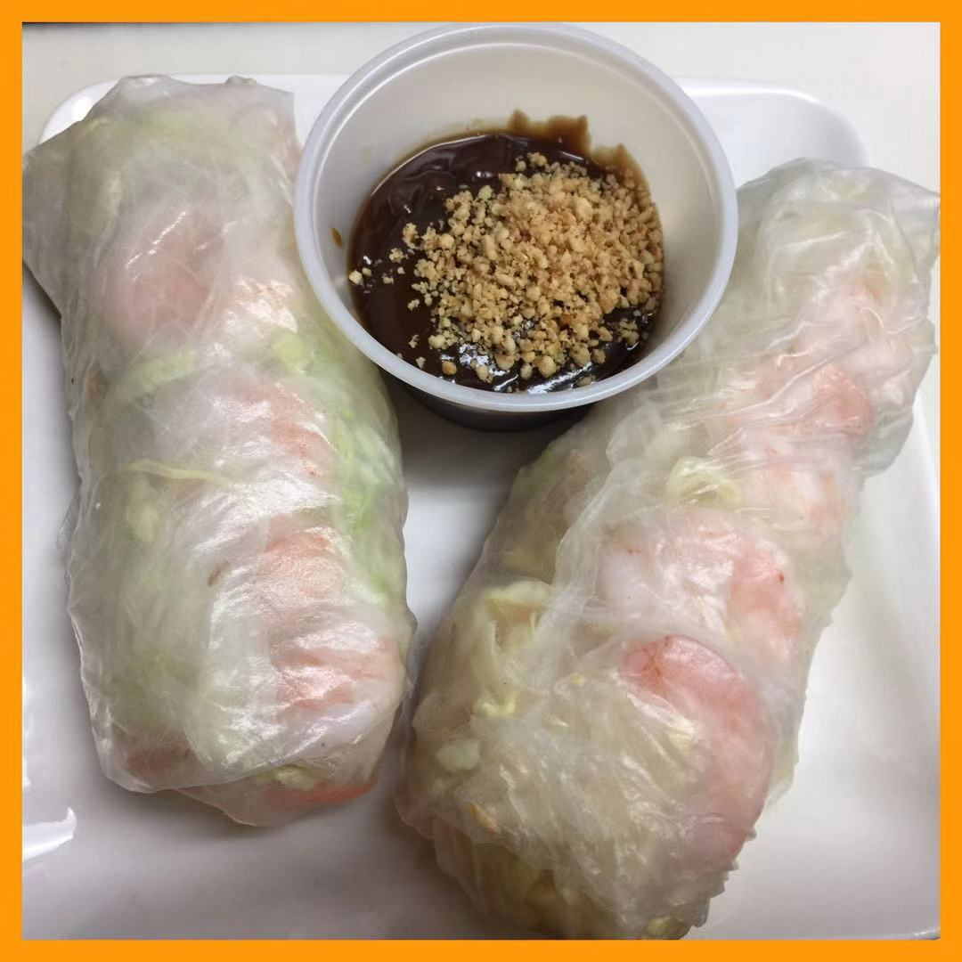 3. Fresh Summer Rolls (2) Image