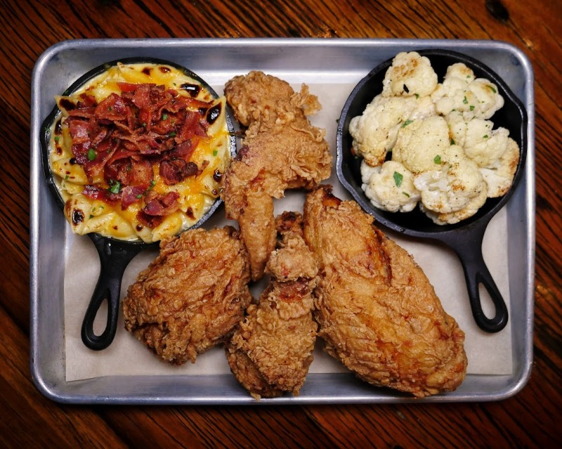 8-Piece Fried Chicken Meal Image