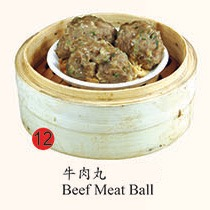 12. Beef Meat Ball