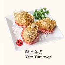 24. Taro Turnover