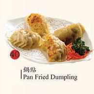40. Pan Fried Dumpling Image
