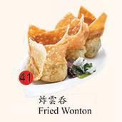 41. Fried Wonton (8)