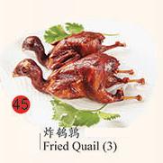 45. Fried Quail (3) Image