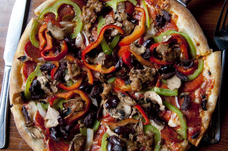 Della Casa Pizza Image