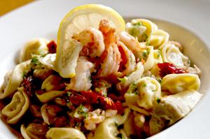 Lobster & Prawn Tortellini Image