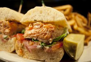 Steelhead Sandwich Image