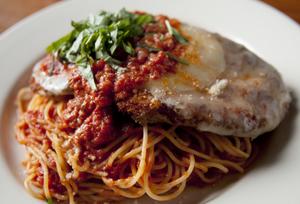 Chicken Parmesan Image
