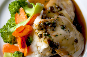 Chicken Marsala Image