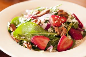 Champagne Salad Image