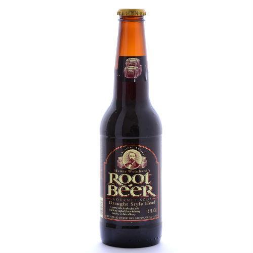 Henry Weinhard's Root Beer Image