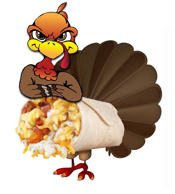 Holiday Burrito Image