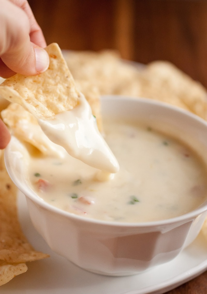 Nacho and Queso Image