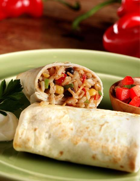 Steak Burrito Image