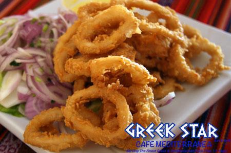 CALAMARI DINNER Image