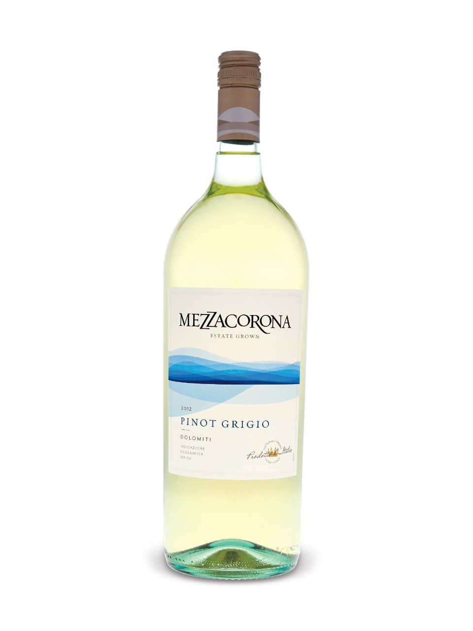 Mezzacorona Pinot Grigio (750ml) Image