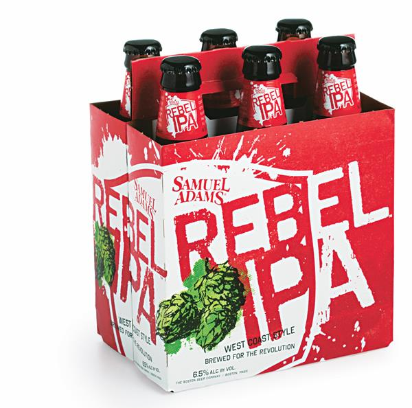 Sam Adams Rebel Image