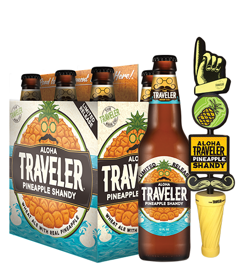Traveler Pineapple Shandy