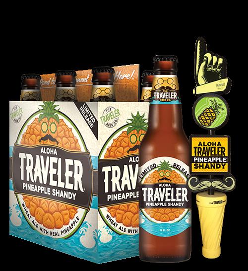 Traveler Pineapple Shandy Image