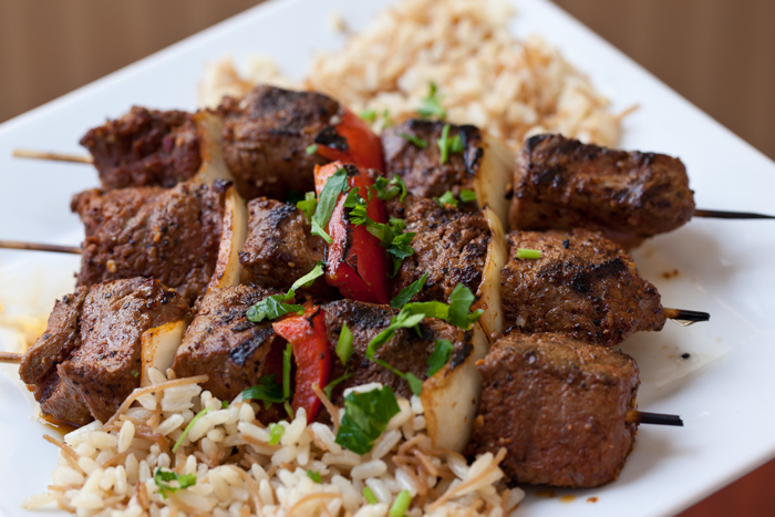 KABOB MIX (All 3 Kabobs) Image