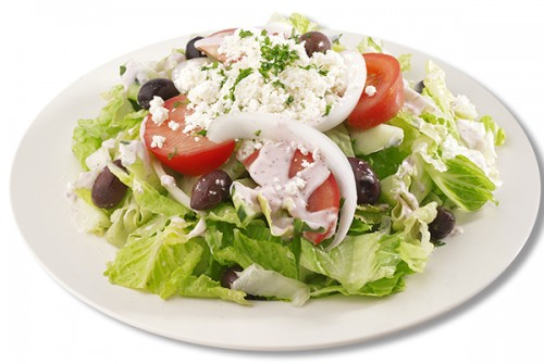 GREEK SALAD - OUR FAVOURITE