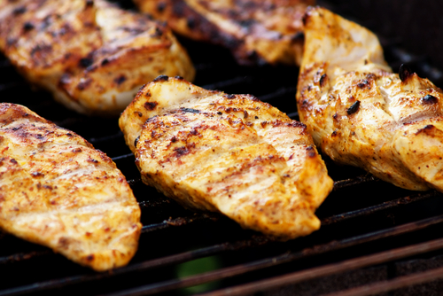Grilled Chicken Tenders Image