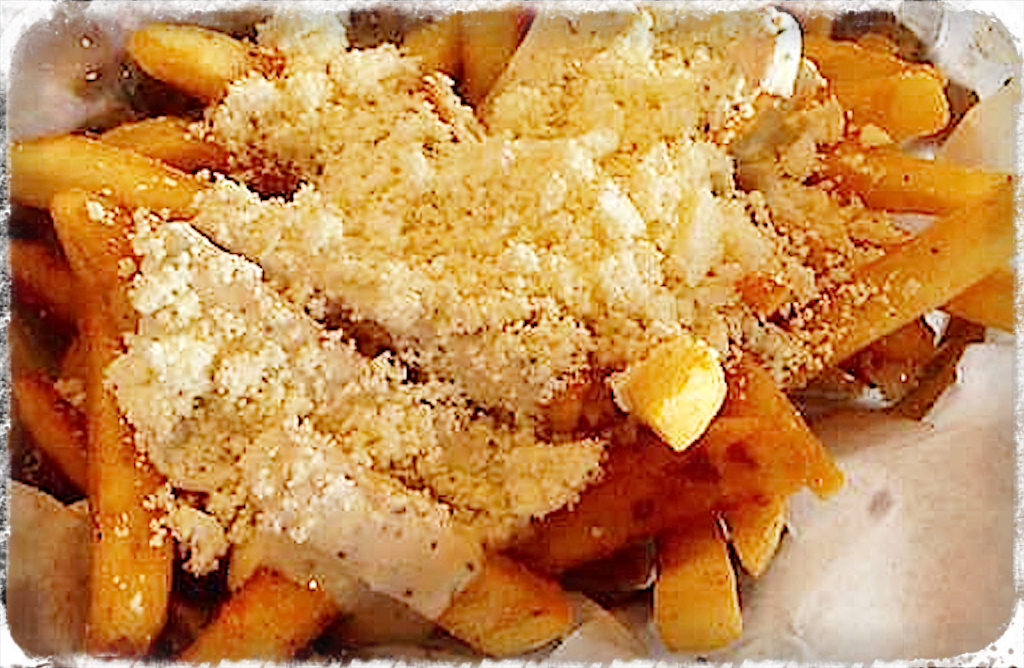 GREEK FETA FRIES (TOP SELLER)