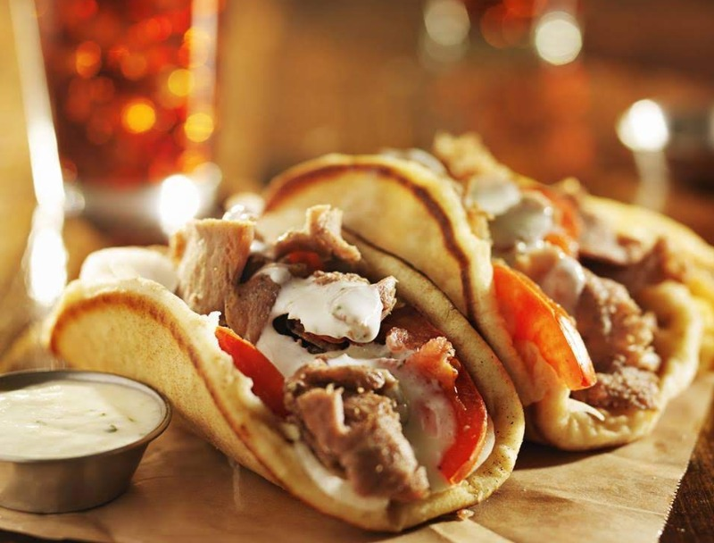 Traditional Gyro Image