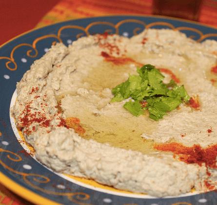 Baba-Ghanoush Dip Image