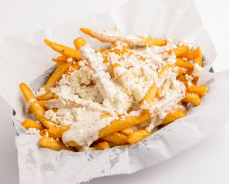 Greek Fries Image