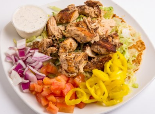 Chicken Gyro Image