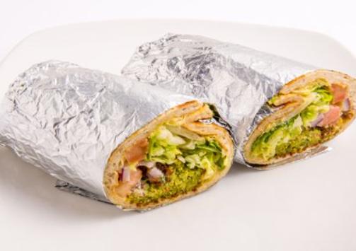 Falafel Roll Image